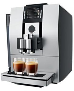 Spesifikasi Mesin Pembuat Kopi (Coffee Maker Machine)